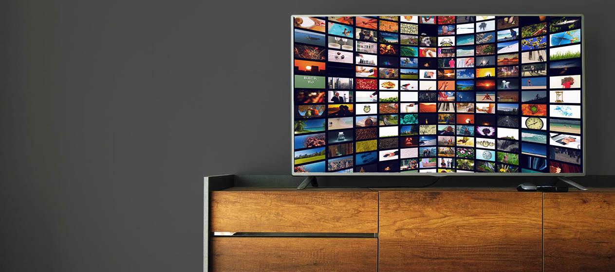 более 250 русскоязычных телеканалов