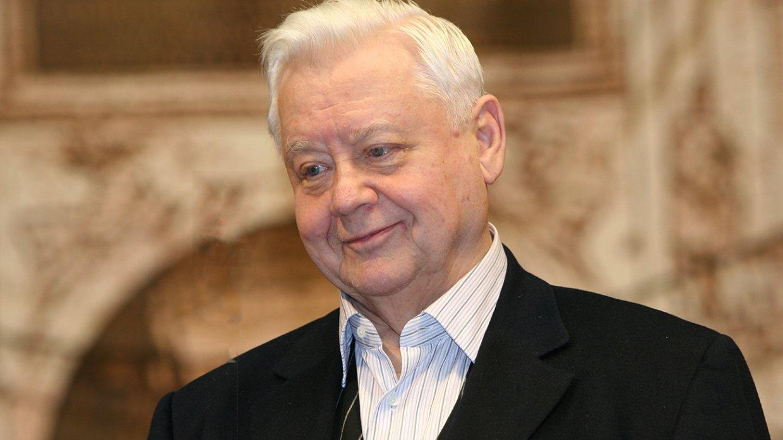 Умер актер и режиссер, народный артист СССР Олег Табаков