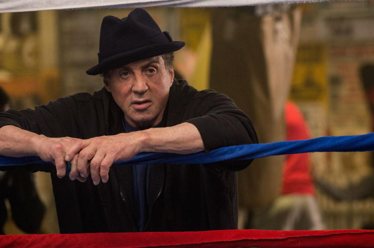 Сильвестр Сталлоне приступил к съемкам фильма «Крид 2»