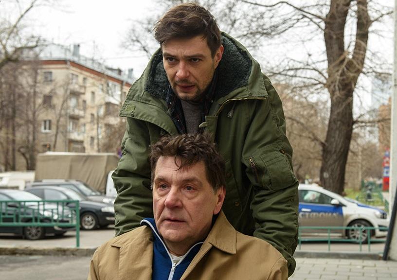 Сергей Маковецкий в детективном триллере «ЗНАКОМСТВО»