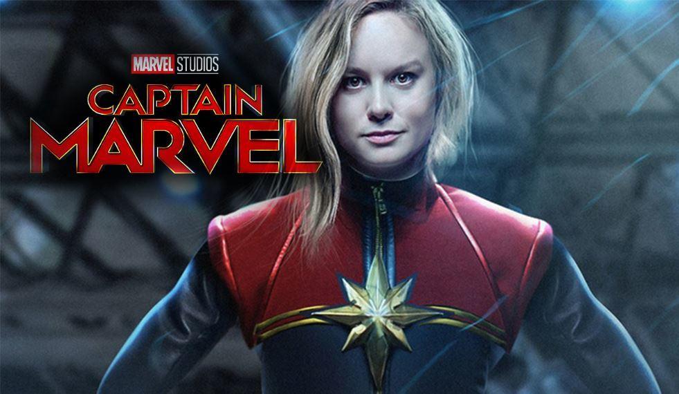 Капитан Марвел сокрушила Лигу Справедливости
