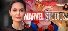 Анджелина Джоли станет супергероем Marvel