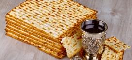 Со наступающим светлым праздником Песах