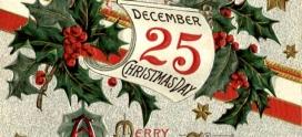 С наступающим католическим Рождеством!
