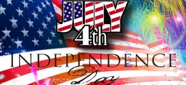 С Днем Независимости США