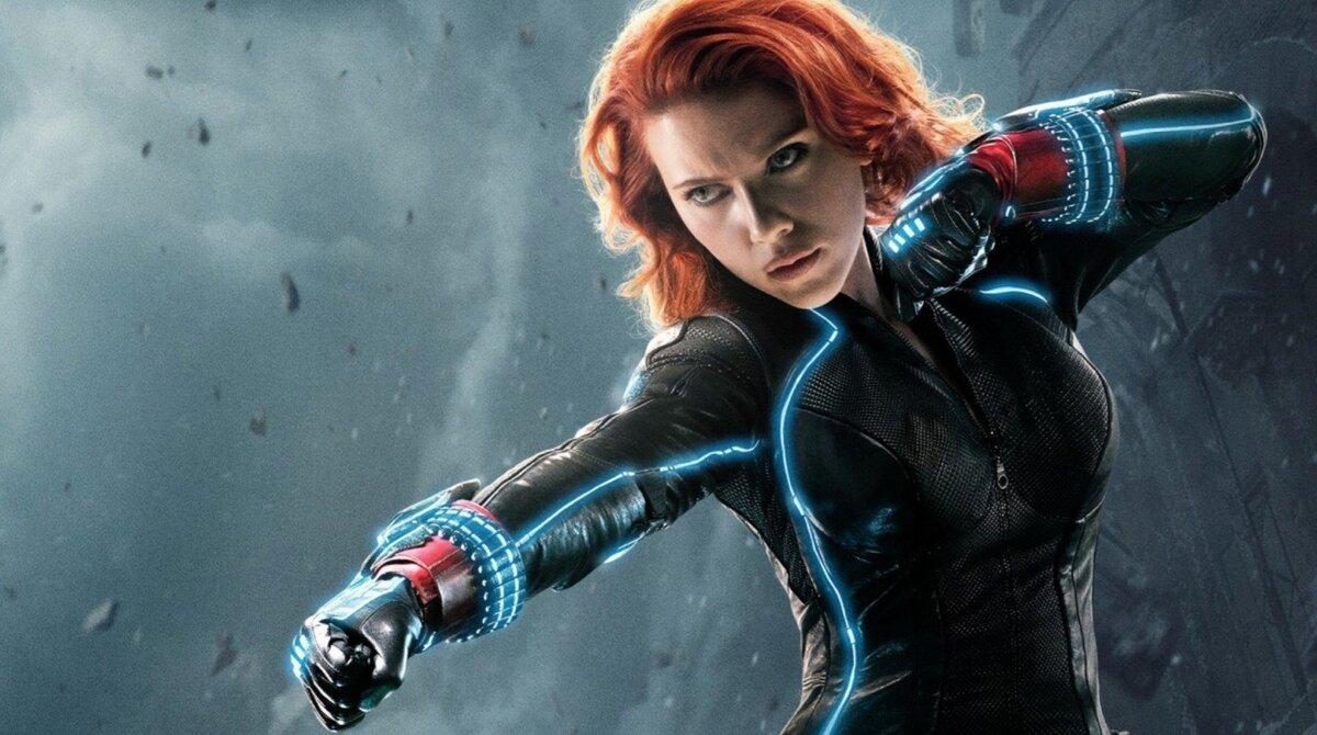Объявлены даты выхода «Черной Вдовы» и других фильмов Marvel